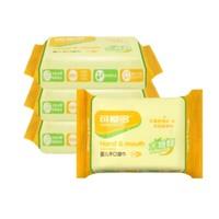 可爱多 婴儿木糖醇湿巾 25片*4包