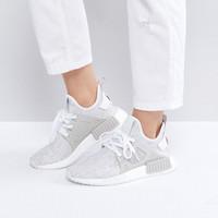 历史新低、限尺码:adidas 阿迪达斯 NMD_XR1 PRIMEKNIT 女款跑鞋