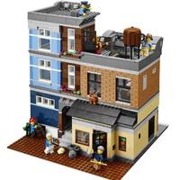 LEGO 乐高 10246 街景系列 侦探社