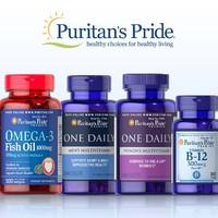 海淘活动:Puritan's Pride美国官网 普丽普莱 精选热销保健品