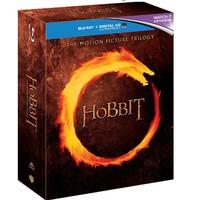 2017黑五:《The Hobbit Trilogy》 霍比特人三部曲 蓝光 (全区)