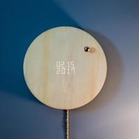 奇葩物:flyte STORY 磁悬浮挂钟