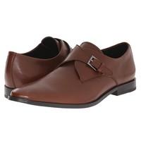 Calvin Klein Norm Leather Monk Strap 男士孟克鞋
