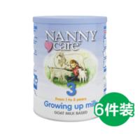 NANNY care 婴幼儿配方羊奶粉 3段 900g