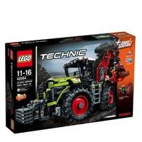 值友专享:LEGO 乐高 科技系列 42054 克拉斯Xerion 5000型拖拉机