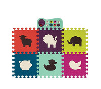 B.toys 动物乐团地垫