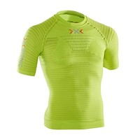 历史新低、限S/M码:X-BIONIC Effektor 效能系列 能量衫 O20528 男士压缩短袖