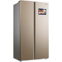 MeiLing 美菱 BCD-570WPUCP 570升 对开门冰箱