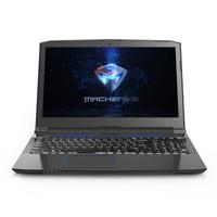 MACHENIKE 机械师 T58-Ti3蓝血版(i7-7700HQ、GTX 1050Ti 4G、8GB、1TB+128GB)