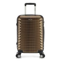 Rockland 洛克兰 Rockpro TY118系列 金色拉丝纹登机箱/拉杆箱 20寸 金色