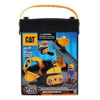 CAT 卡特彼勒 机器制造商系列 80913 中号挖掘机初级操作员