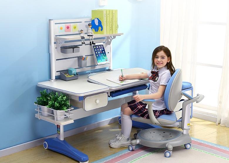 sihoo 西昊 儿童学习桌椅套装 KD19+K15套装