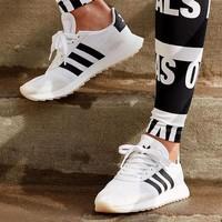adidas 阿迪达斯 Flashback 女款休闲运动鞋
