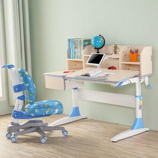 心家宜 M104+M201 儿童学习桌椅套装