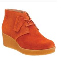 Clarks Athie Terra Wedge 女士坡跟休闲鞋