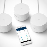 Google 谷歌 家用Mesh WI-FI系统 无线路由器 三只装