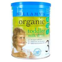BELLAMY'S 贝拉米 有机奶粉 3段 900g