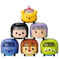 TAKARA TOMY 多美 合金玩具车模 *4件