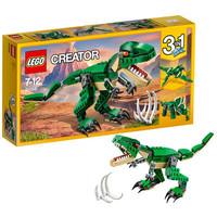 LEGO 乐高 Creator创意百变系列 31058 凶猛霸王龙