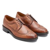 GANT Albert Brogue 男士布洛克风格雕花皮鞋