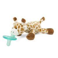 凑单品:Wubbanub 婴儿长颈鹿安抚奶嘴  毛绒玩具