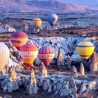 全程五星酒店:上海-土耳其11日8晚跟团游