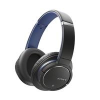 SONY 索尼 MDR-ZX770BN 蓝牙无线主动降噪耳机 蓝黑色款