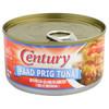 泰国进口食品鲜得味金枪鱼方便速食罐头泰式香辣味185g *2件