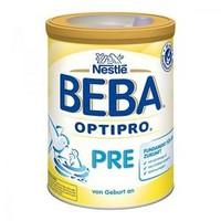 Nestlé 雀巢 BEBA 贝巴 OptiPro系列 婴幼儿配方奶粉 pre段 800g