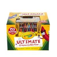 中亚Prime会员:Crayola 绘儿乐 Ultimate Crayon Case 彩色蜡笔 152色 *3件