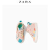 ZARA 童鞋 16701203050 冰淇淋运动短靴