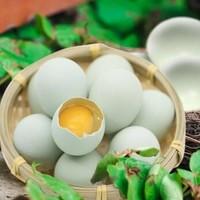农谷鲜  农家绿壳鸡蛋 30枚