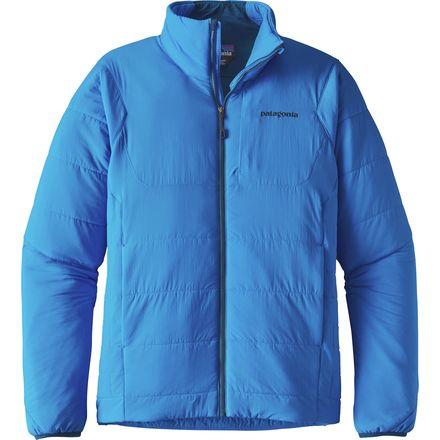 Patagonia 巴塔哥尼亚 Nano-Air 男士户外保暖棉服