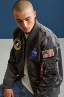 Alpha Industries L-2B NASA  男士飞行夹克