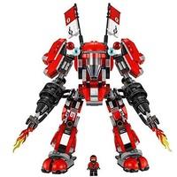 LEGO 乐高 Ninjago 幻影忍者系列 70615 火忍者的超级爆炎机甲