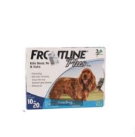 FRONTLINE 福来恩 第二代中型犬犬滴剂 体重10-20KG 整盒装