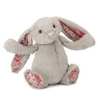 jELLYCAT 经典害羞系列 害羞邦尼兔公仔 浅棕色花耳朵 中码 31cm