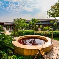 9月特惠:苏州颐舍温泉酒店豪华房一晚