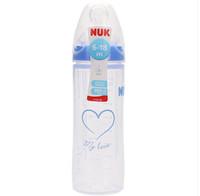 NUK PP防摔防胀气奶瓶  250ml