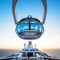 超长航期:皇家加勒比 海洋量子号 上海出发日本航线