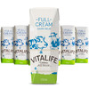 澳洲进口牛奶 维纯 Vitalife全脂UHT牛奶1箱  250ml x24盒 *3件