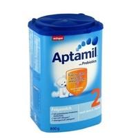 Aptamil 爱他美 Prebiotics 婴幼儿配方奶粉 2段 800g *4件