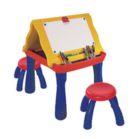 Crayola 绘儿乐 5018 学习画桌组合