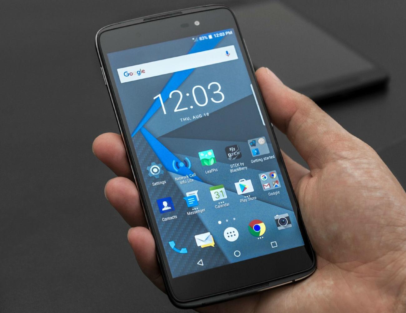 blackberry 黑莓 dtek60 4gb 32gb 智能手机【价格