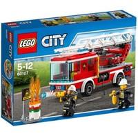 LEGO 乐高 City 城市系列 60107 云梯消防车