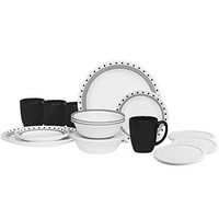 Corelle 康宁餐具 Livingware Dinnerware 20-Piece Set 20件套