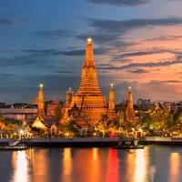 特价机票:多家航司 广州-曼谷5天往返含税