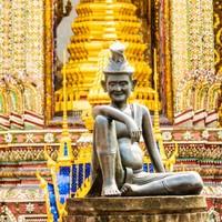 历史低价:广州-泰国曼谷6-7天往返含税机票