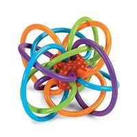 中亚Prime会员:Manhattan Toy Winkel 曼哈顿玩具 固齿器牙胶