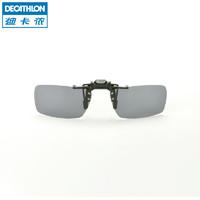 DECATHLON 迪卡儂 偏光近視 太陽眼鏡夾片